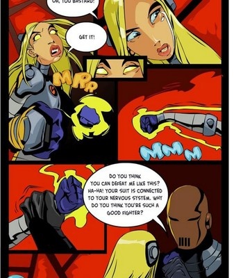 Slade And Terra Porn Comic 004