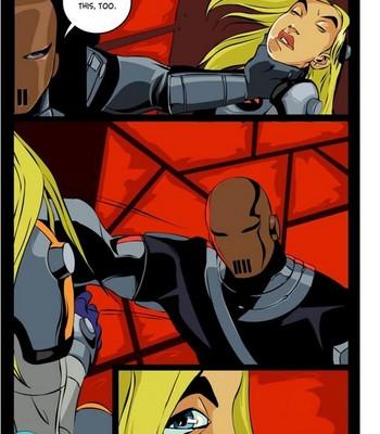 Slade And Terra Porn Comic 006