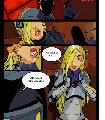 Slade And Terra Porn Comic 007