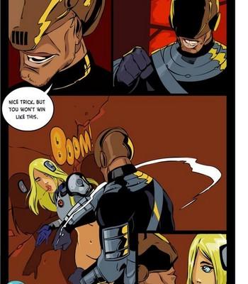 Slade And Terra Porn Comic 012