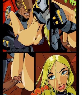 Slade And Terra Porn Comic 013
