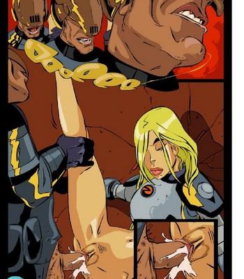 Slade And Terra Porn Comic 016