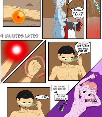 Lustful Energy Porn Comic 012