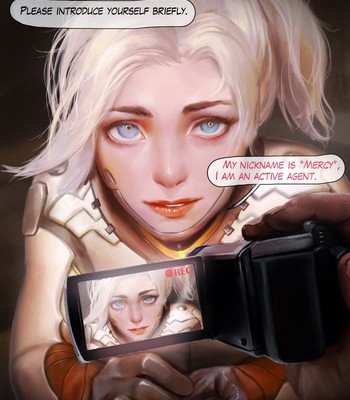 Mercy - The First Audition Porn Comic 005