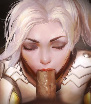 Mercy - The First Audition Porn Comic 014