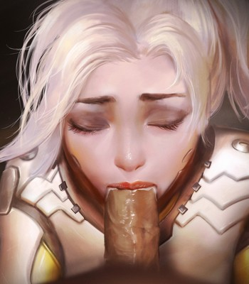 Mercy - The First Audition Porn Comic 015