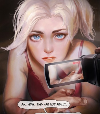 Mercy - The First Audition Porn Comic 020