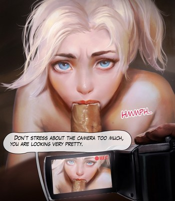 Mercy - The First Audition Porn Comic 027
