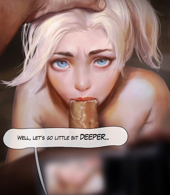 Mercy - The First Audition Porn Comic 028