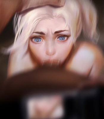 Mercy - The First Audition Porn Comic 031