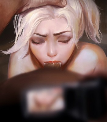 Mercy - The First Audition Porn Comic 032