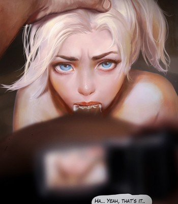 Mercy - The First Audition Porn Comic 034