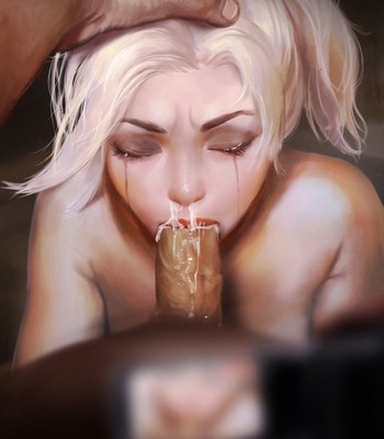 Mercy - The First Audition Porn Comic 040