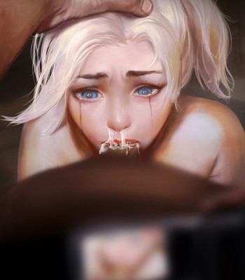Mercy - The First Audition Porn Comic 042