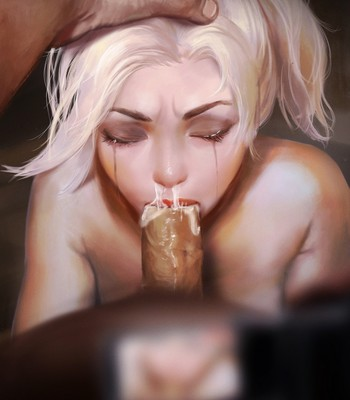 Mercy - The First Audition Porn Comic 044