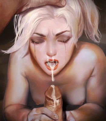 Mercy - The First Audition Porn Comic 045