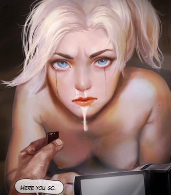 Mercy - The First Audition Porn Comic 052
