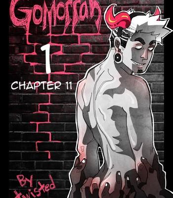 Porn Comics - Gomorrah 1 – Chapter 11 Cartoon Comic