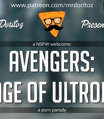 Avengers - Age Of Ultron Porn Comic 001