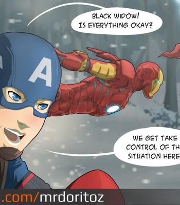 Avengers - Age Of Ultron Porn Comic 012