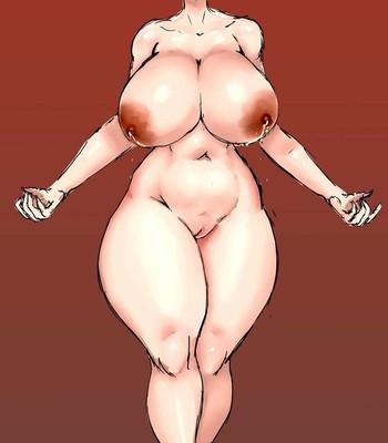 Porn Comics - Rei Ayanami's TF Sequence Porn Comic