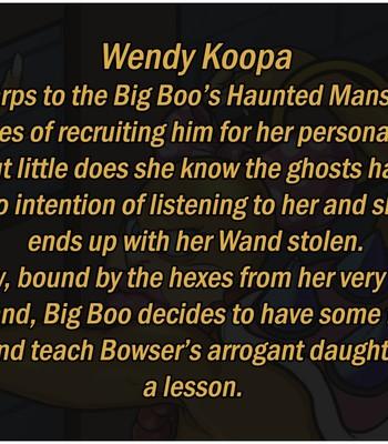 Porn Comics - Big Boo's Lesson Cartoon Comic