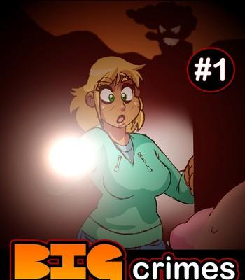 Porn Comics - Big Crimes 1 Sex Comic