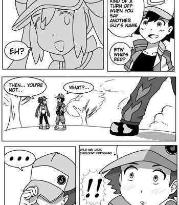 Mei's Mistake Porn Comic 012