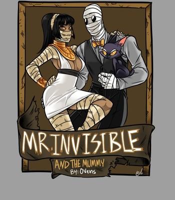 Porn Comics - Mr Invisible & The Mummy PornComix