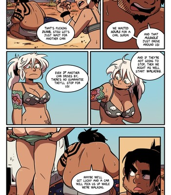 The Rock Cocks 6 - Hot And Heavy Porn Comic 031