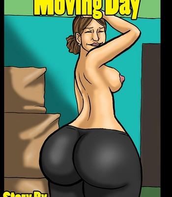 Porn Comics - BBC Slut Kelsey 1 – Moving Day Cartoon Comic