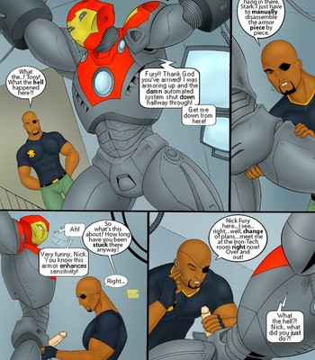 Ultimate Avengers Porn Comic 009