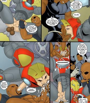 Ultimate Avengers Porn Comic 012