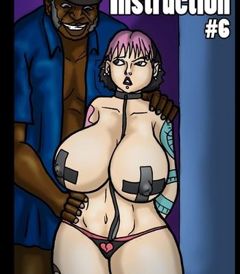 Porn Comics - Home Instruction 6 Cartoon Porn Comic