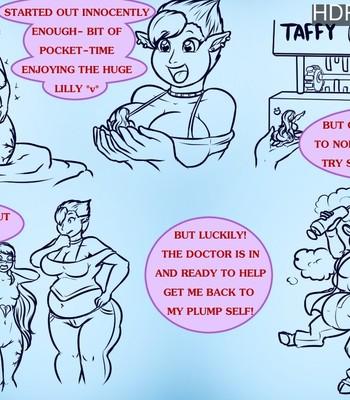 Back To Proper Proportion Porn Comic 001