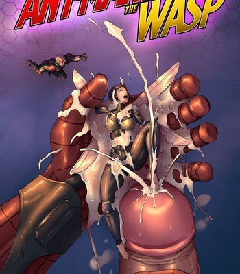 Porn Comics - Ant-Man And The Wasp 2 Sex Comic