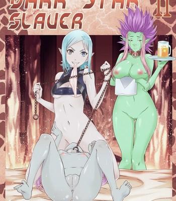 Porn Comics - The Dark Star Slaver 2 PornComix