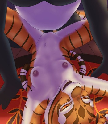 Master Tigress In Heat Sex Comic