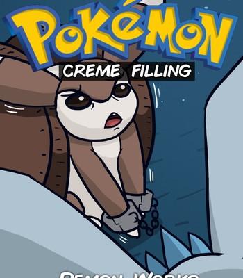 Porn Comics - Pokemon – Creme Filling PornComix