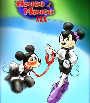Porn Comics - House Of Mouse XXX Sex Comic