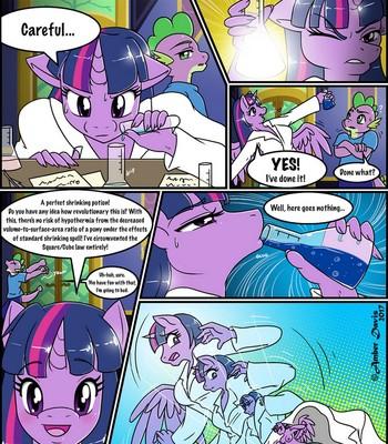 Porn Comics - My Littler Pony PornComix