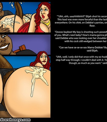 I Love My Black Son 3 Porn Comic 004
