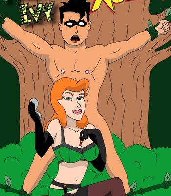 Porn Comics - Poison Ivy & Robin – Elicitation Of His Intimate Seed Cartoon Porn Comic