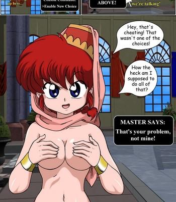 I Dream Of Ranma-Chan Porn Comic 006