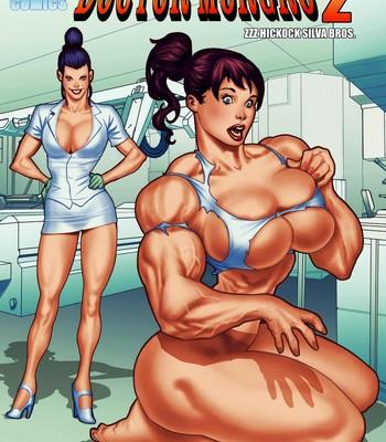 Porn Comics - The Island Of Doctor Morgro 2 Cartoon Comic