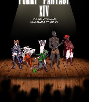 Porn Comics - Furry Fantasy XIV 1 Porn Comic