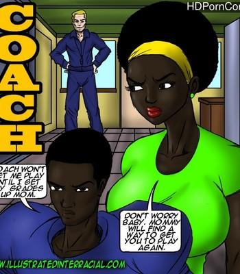 Porn Comics - Coach Cartoon Comic