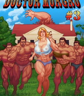 Porn Comics - The Island Of Doctor Morgro 3 Cartoon Porn Comic