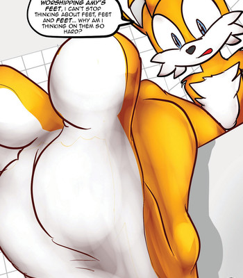 Finding Himself Porn Comic 002