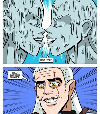 Mystic Mess Fest Cartoon Comic